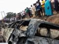 Взрыв бензовоза в Нигерии: 28 жертв