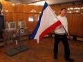 Крым получил бюллетени к референдуму