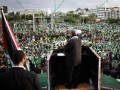 Десятки тысяч палестинцев отпраздновали 25-летие ХАМАС