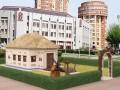 Хата бракосочетаний: Саакашвили показал пункт быстрой регистрации брака