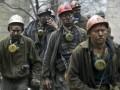 Луганские шахтеры третьи сутки бастуют под землей