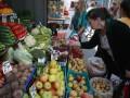Украинцы стали больше тратить на питание