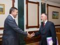Янукович поздравил