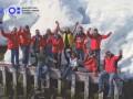 Украинские полярники сняли поздравительное видео из летней Антарктики