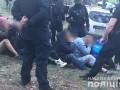 Полиция сообщает о нападении