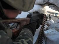 Бойцы АТО семь раз попали под обстрел врага