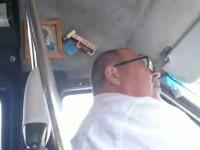 В Днепре маршрутчик два раза оскорбил ветерана АТО