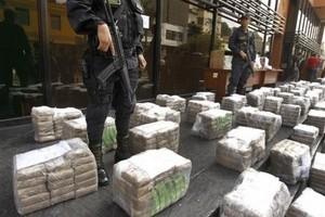 В Киеве по судебному приговору сожжено 10 млн доз кокаина