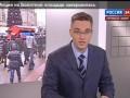 Федеральные каналы России показали сюжеты о митингах