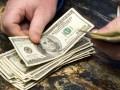 Долларовые вклады в Украине сократились на треть