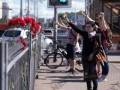 В центр Минска снова стягивают силовиков