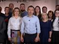 Вакарчук покинул пост главы партии Голос