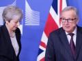 Юнкер установил сроки выхода Британии из ЕС