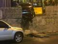 Тройное ДТП в Киеве заблокировало Шулявский мост
