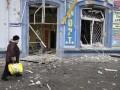 ОБСЕ обследует место обстрела остановки в Донецке