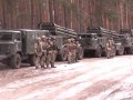 Украинские военные отработали применение РСЗО Ураган