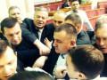 Новая драка в Раде: между Ляшко и Шуфричем произошла потасовка