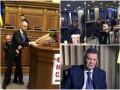 Фото недели: появление Януковича, инцидент с Яценюком и спикер МПЦ в Макдональдсе