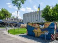 Дети-вандалы в Днепре устроили погром в музее АТО
