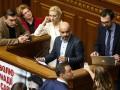 На заседании фракции блока Порошенко произошел скандал