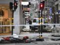 Появилось видео теракта в Стокгольме, снятое камерой наблюдения
