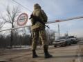 На Донбассе на КПВВ образовалась огромная очередь из автомобилей