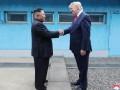 Ким Чен Ын и Трамп договариваются о новой встрече