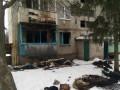 Жителей пятиэтажки эвакуировали из-за пожара в Харьковской области