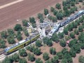 В Италии два пассажирских поезда столкнулись лоб в лоб