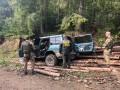 На Буковине контрабандисты давили джипом пограничников