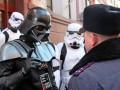 Дарт Вейдер подал документы для участия в выборах президента Украины