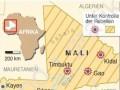 Обострение ситуации в Мали: Военные остановили наступление исламистов