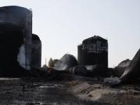 Признаки горения на нефтебазе под Киевом отсутствуют - ГСЧС