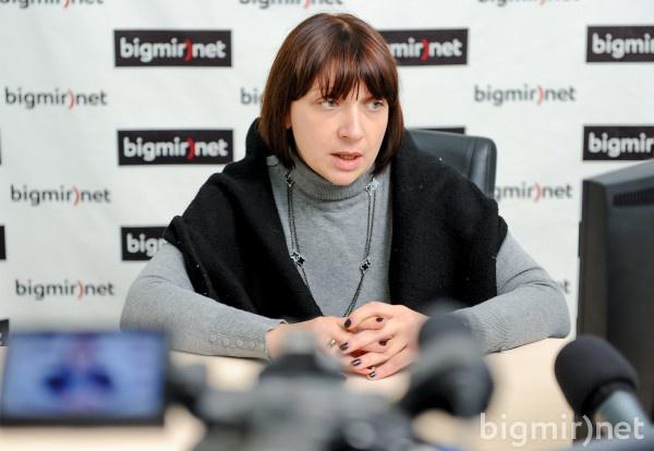 Ольга Сагайдак