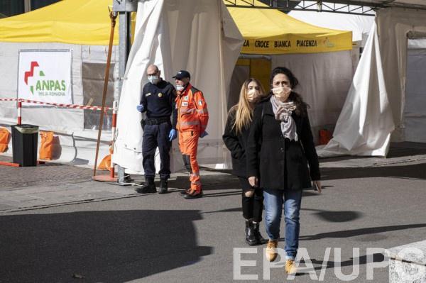 В Италии диагностировали Covid-19 у 26-летней украинки