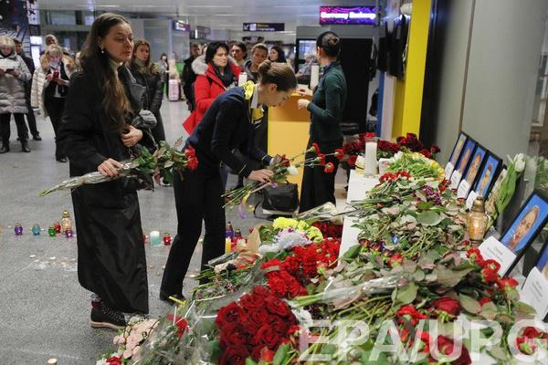 """В """"Борисполе"""" создадут мемориал погибшим в катастрофе Boing 737 в Иране"""