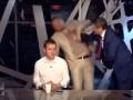 Депутат Шахов ударил депутата Мосийчука в прямом эфире