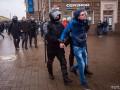 Водометы и ОМОН: как прошел День Воли в Минске