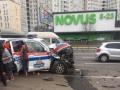 На бульваре Дружбы Народов в ДТП разбились маршрутка и скорая