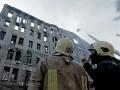 Пожар в Одессе: Найти живых под завалами не надеются