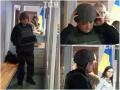 Шепелева в бронежилете и каске доставили в суд