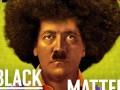 Журнал оскандалился из-за обложки с афро-Гитлером