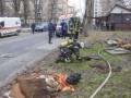 В Киеве во время пожара в люке теплотрассы нашли три обгоревших трупа