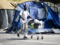 Во Франции ликвидировали лагерь с 450 мигрантами