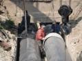 В Луганской области из-за прорыва магистрального водовода в трех городах нет воды