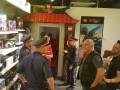 В Вене полиция штурмовала магазин из-за человека в костюме ниндзя