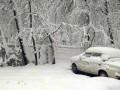 Днепр засыпало снегом: власти объявили два дня выходных