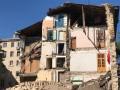 В Одессе обвалилась часть пятиэтажного дома: Подробности