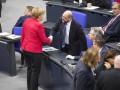 Партия Шульца согласилась на переговоры о коалиции с Меркель
