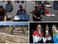 День в фото: митинг в Киеве, находки археологов и украинская бронза Олимпиады